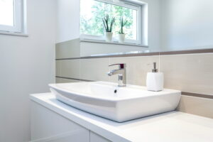 bathroom-sink-with-white-counter